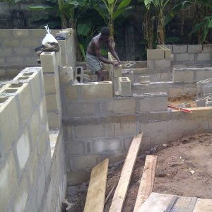 block work continue